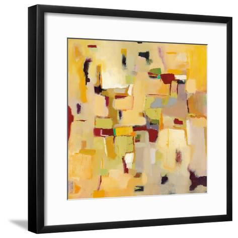Autumn Glow-Phyllis Adams-Framed Art Print