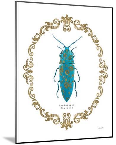 Adorning Coleoptera VIII-James Wiens-Mounted Art Print