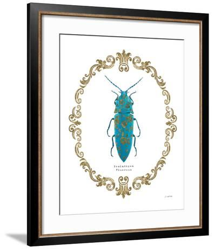 Adorning Coleoptera VIII-James Wiens-Framed Art Print