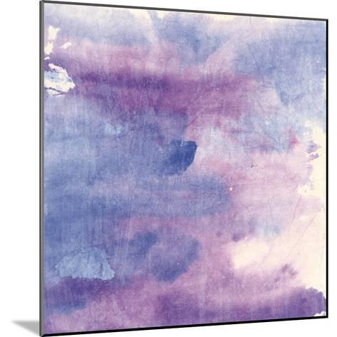 Purple Haze II-Chris Paschke-Mounted Art Print