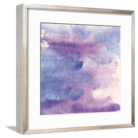 Purple Haze II-Chris Paschke-Framed Art Print