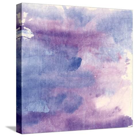 Purple Haze II-Chris Paschke-Stretched Canvas Print