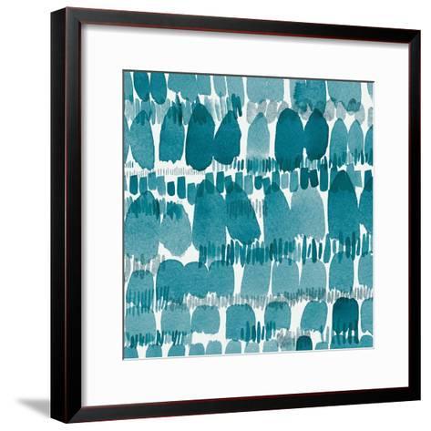 Hustle and Bustle I-Moira Hershey-Framed Art Print