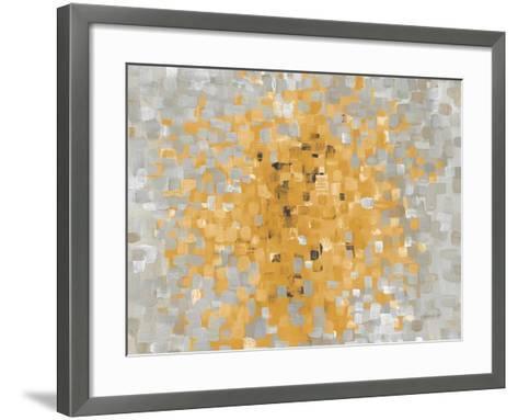 Summer Blocks with Gray Crop-Danhui Nai-Framed Art Print