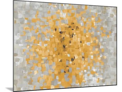 Summer Blocks with Gray Crop-Danhui Nai-Mounted Art Print