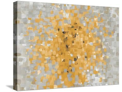 Summer Blocks with Gray Crop-Danhui Nai-Stretched Canvas Print