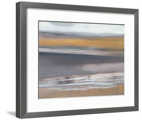 Misty Morning Crop-Jo Maye-Framed Art Print