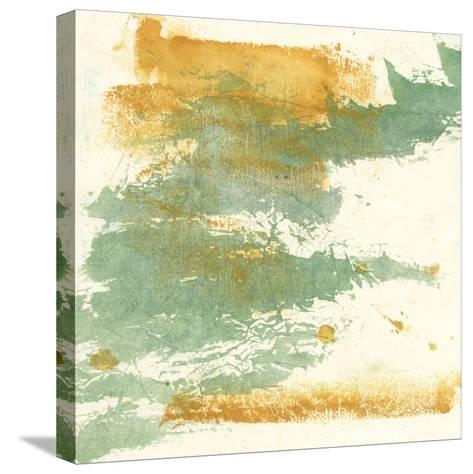 Textured Gold I-Chris Paschke-Stretched Canvas Print