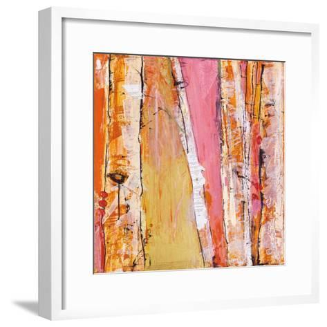 Where the Sun Sleeps I Light-Kellie Day-Framed Art Print