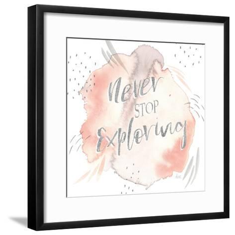 Wonderful World VIII-Laura Marshall-Framed Art Print