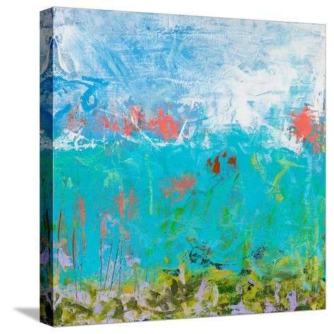 Cerulean Escapes II-Tracy Lynn Pristas-Stretched Canvas Print