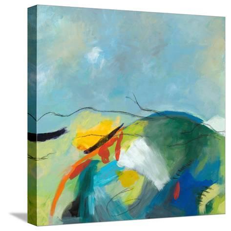 Alpine No. 2-Jan Weiss-Stretched Canvas Print