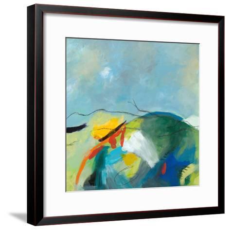 Alpine No. 2-Jan Weiss-Framed Art Print