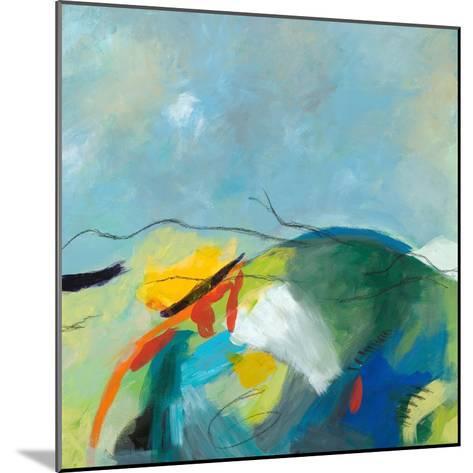 Alpine No. 2-Jan Weiss-Mounted Art Print