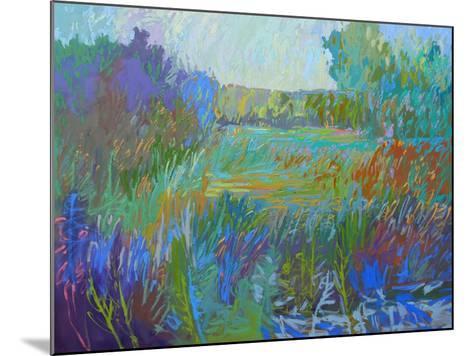 Color Field No. 67-Jane Schmidt-Mounted Art Print