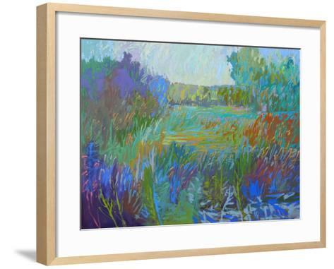 Color Field No. 67-Jane Schmidt-Framed Art Print