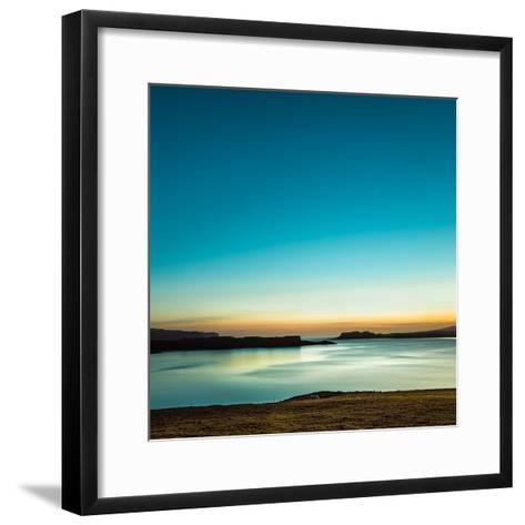 Serenity Loch Harport-Lynne Douglas-Framed Art Print
