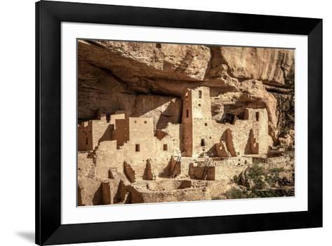 Mesa Verde-Tim Oldford-Framed Art Print