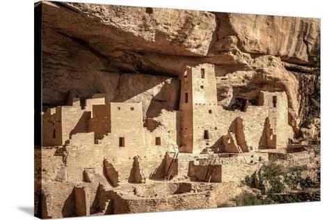 Mesa Verde-Tim Oldford-Stretched Canvas Print