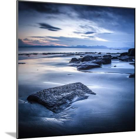 Staffen Bay, Looking East-Lynne Douglas-Mounted Photographic Print