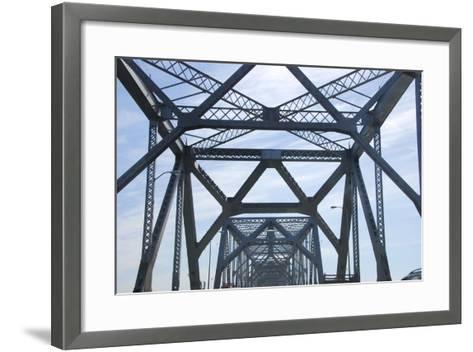 Bay Bridge, San Francisco, California-Anna Miller-Framed Art Print
