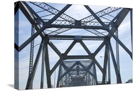 Bay Bridge, San Francisco, California-Anna Miller-Stretched Canvas Print