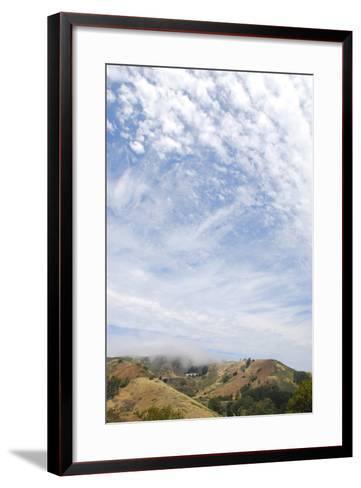 Marin Headlands, San Francisco, California-Anna Miller-Framed Art Print