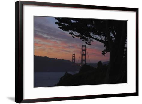 San Francisco, California-Anna Miller-Framed Art Print