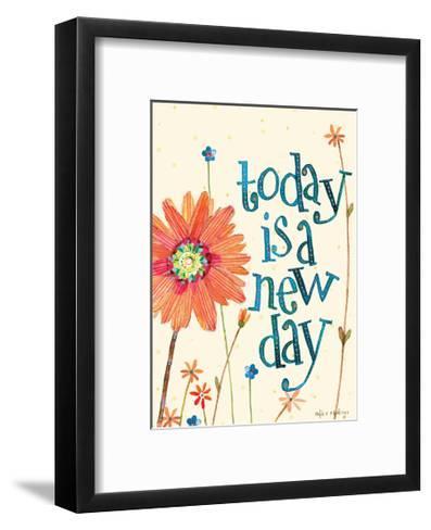 New Day-Robbin Rawlings-Framed Art Print