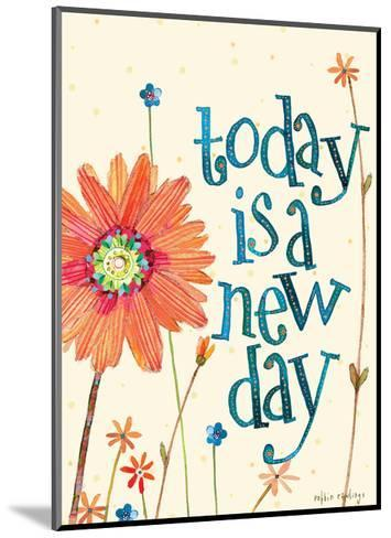 New Day-Robbin Rawlings-Mounted Art Print