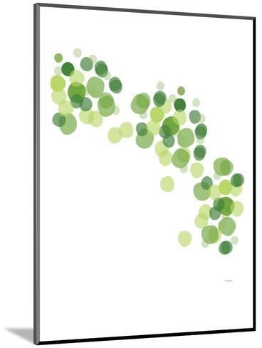 Green Float-Avalisa-Mounted Art Print