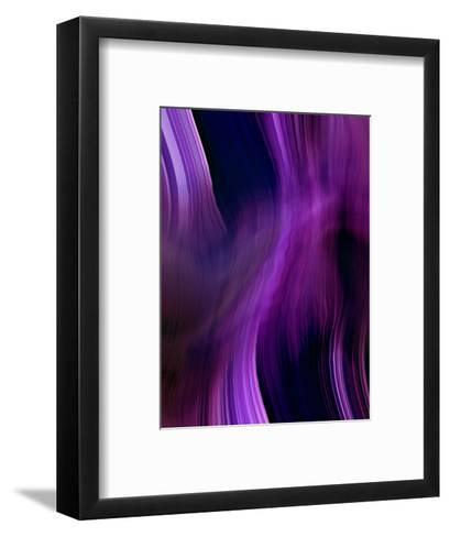 Deep Purple Mist-Ruth Palmer-Framed Art Print