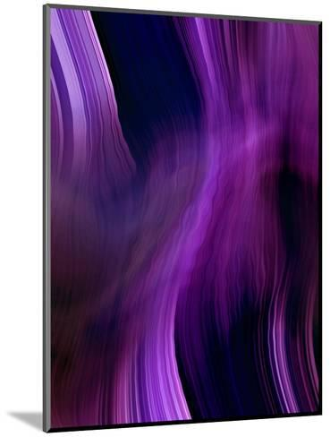 Deep Purple Mist-Ruth Palmer-Mounted Art Print