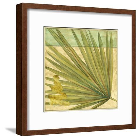 Fan Palm I-Jennifer Goldberger-Framed Art Print
