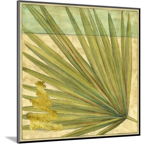 Fan Palm I-Jennifer Goldberger-Mounted Art Print