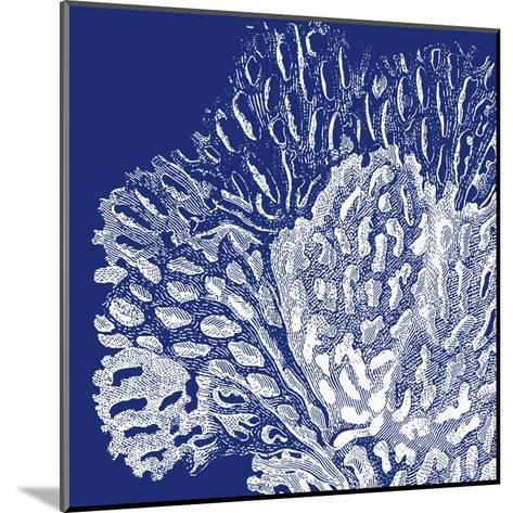 Saturated Coral III-Vision Studio-Mounted Art Print