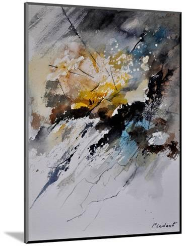 Abstract Watercolor-Pol Ledent-Mounted Art Print