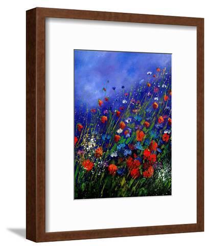 Wild Flowers 789070-Pol Ledent-Framed Art Print