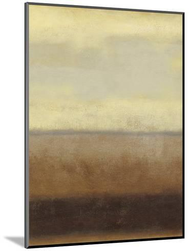 Sahara I-Norman Wyatt Jr^-Mounted Art Print