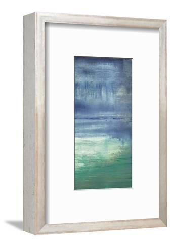 Blue Bayou II-Jennifer Goldberger-Framed Art Print