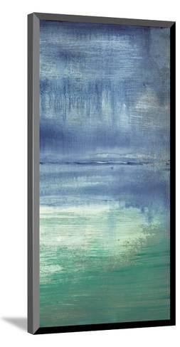 Blue Bayou II-Jennifer Goldberger-Mounted Art Print