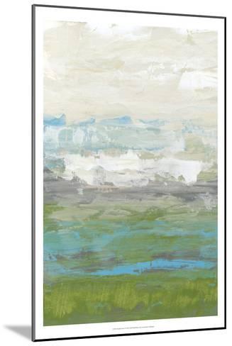Heather Seas I-Jennifer Goldberger-Mounted Art Print