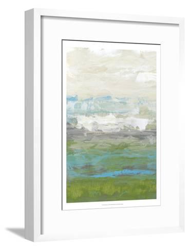 Heather Seas I-Jennifer Goldberger-Framed Art Print