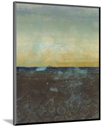 Diffused Light III-W^ Green-Aldridge-Mounted Art Print