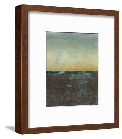Diffused Light III-W^ Green-Aldridge-Framed Art Print