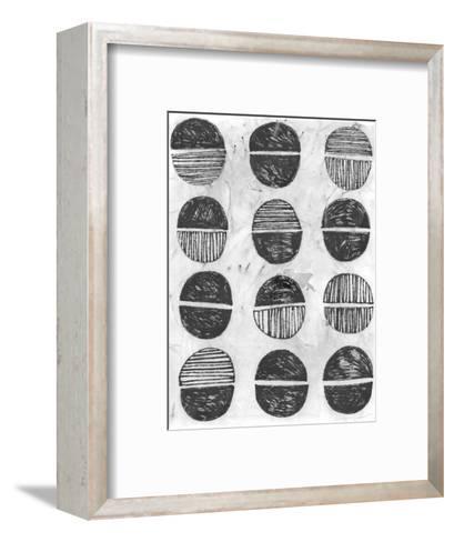 Symbol Imprint I-June Vess-Framed Art Print
