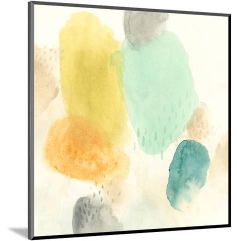 River Stones I-June Vess-Mounted Art Print
