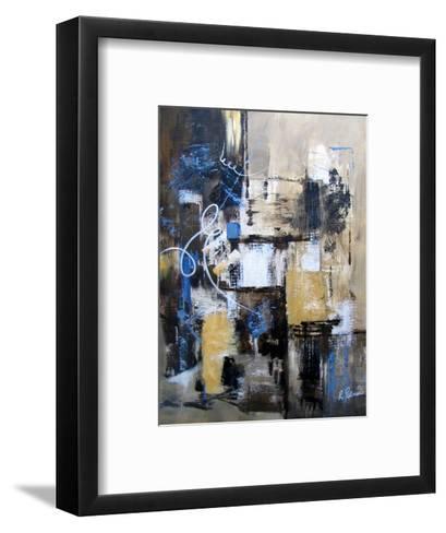 Testing The Waters-Ruth Palmer-Framed Art Print