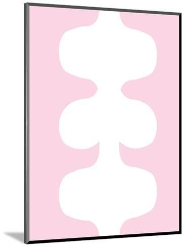 Pink Design, no. 115-Avalisa-Mounted Art Print