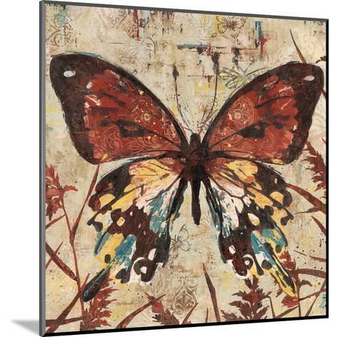 Butterfly Beauty 2-Melissa Pluch-Mounted Art Print